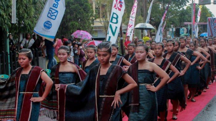 Yuk ke Danau Toba, Libur Lebaran Ada Event Keren Sigale-Gale Carnival