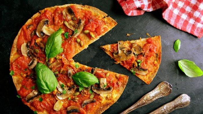 Resep Pizza Vegan, Pakai Jamur dan Jagung sebagai Pengganti Daging
