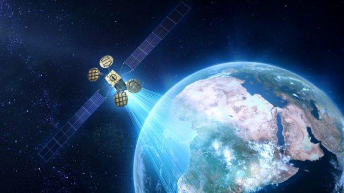 Materi Belajar Sains SMA: Lima Satelit Buatan Manusia beserta Fungsinya