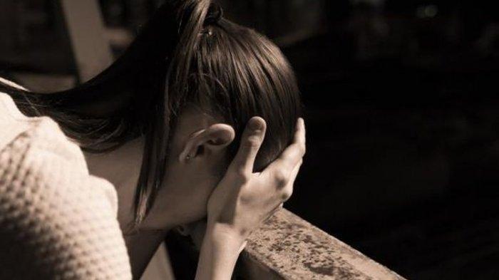 Ilustrasi: Wanita Depresi