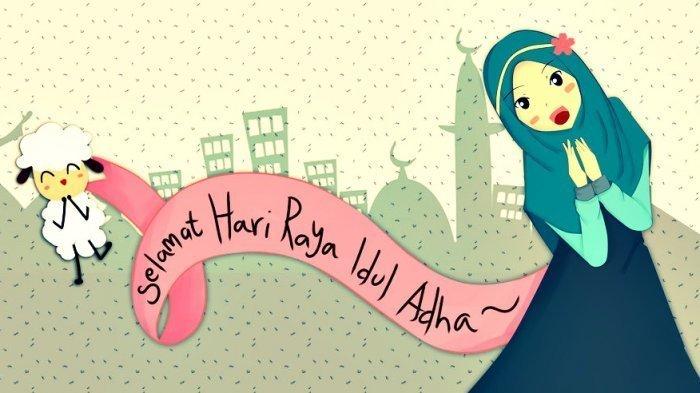 Kata Kata Unik Yang Bisa Kamu Kirimkan Ke Kerabat Dalam Momen Idul Adha Halaman All Tribun Medan