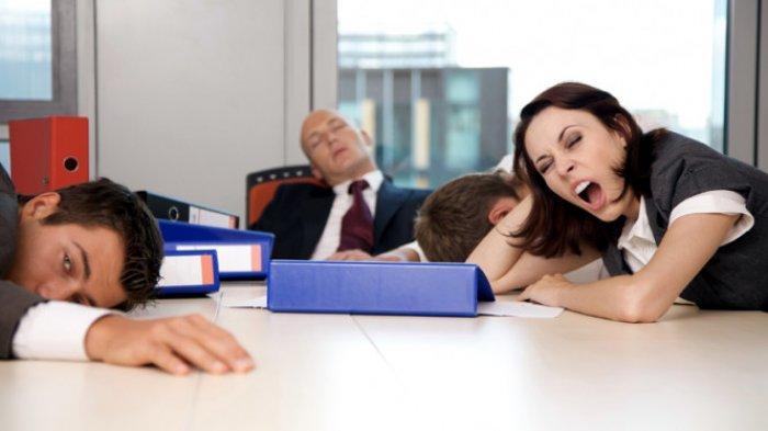 Ternyata Kurang Tidur Bisa Bikin Kita Kurang Bahagia