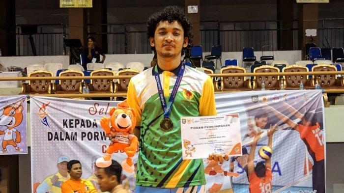 Profil Imam Ramadan Ritonga, Atlet Bola Voli Yang Akan Berlaga di PON ke-20 Papua