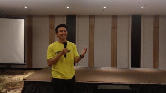 Seminar Importir.org, Importasi Barang Bisa Raup Keuntungan hingga Ratusan Persen