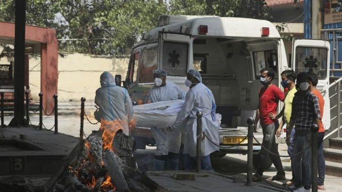 Kondisi India Mencekam, Mayat Bergelimpangan Depan Mata, Orang-orang Kaya Kabur Naik Jet Pribadi