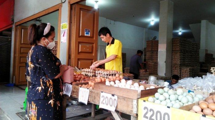 Pasar Murah Pemko Medan Bikin Tekor Pedagang Telur, Kok Bisa? Ini Kata Pedagang