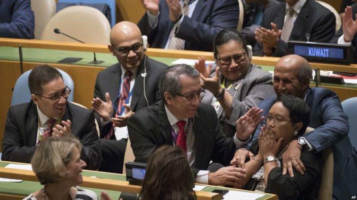 68 Tahun jadi Anggota PBB, Indonesia Empat Kali Anggota Dewan Keamanan
