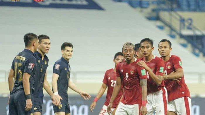 LIVE SCTV! Timnas Indonesia Vs Vietnam Jam 23.45, Ini Persiapan yang Dilakukan Shin Tae-yong