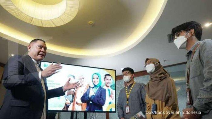 INFO LOKER: Bank Syariah Indonesia Buka Lowongan Kerja, Begini Cara dan Syarat Pendaftarannya