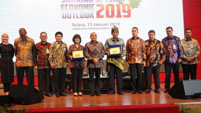 Bank Sumut Raih Predikat The Best dalam Rating BUMD Keuangan Versi Majalah Infobank 2019