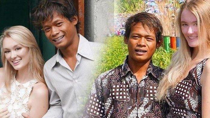 INGAT Kisah Bule Cantik Bersuami Pria asal Jawa, Polly Alexandria Balas Netizen Bilang Kurus Kasihan