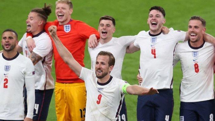 Italia Vs Inggris Final Euro 2020, Kane Sampingkan Kudeta CR7, Fokus Bawa Impian Three Lions