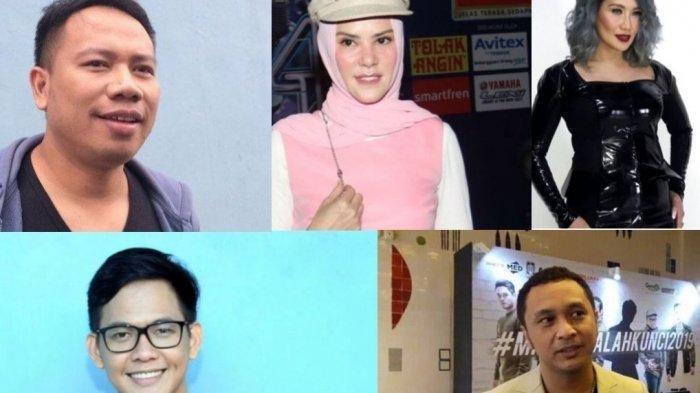 Ini Daftar 10 Artis Caleg Terancam Gagal: Vicky Prasetyo, Angel Lelga, Giring Nidji & Choky Sitohang