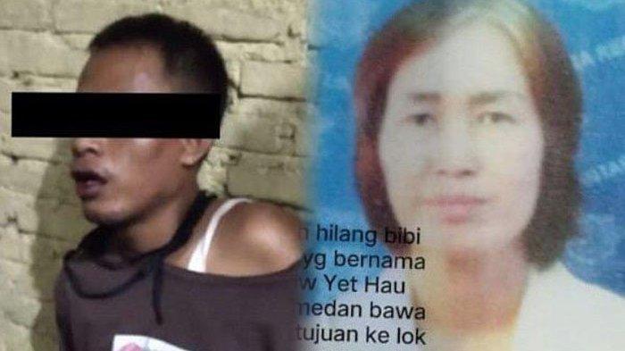 FAKTA-fakta Pembunuhan Sadis Sopir Taksi Online Wanita, Pengakuan Pelaku hingga Kebingungan Suami