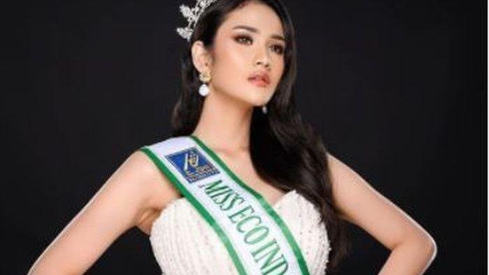 Perwakilan Indonesia di Miss Eco International tak Pandai Bahasa Inggris, Begini Cara Menjawabnya
