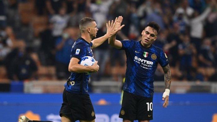 LIGA ITALIA - Inzaghi Kecewa Si Ular Besar Gagal Menang, Inter Milan Tak Jadi Capolista