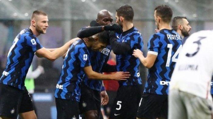 PREDIKSI Skor Inter Milan Vs Verona, Conte Minta Lukaku Dkk Jangan Terlena Kejar Scudetto