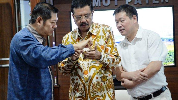 Investor China Rencana Bangun Rumah Sakit, Ini Kata Gubernur Tengku Erry