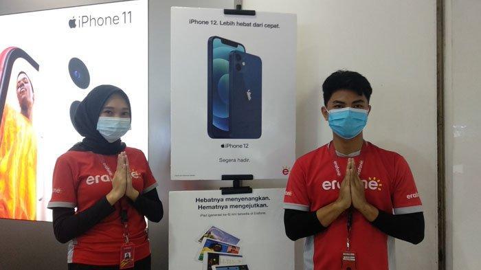 Ponsel Terbaru Apple iPhone 12 Dipasarkan di Medan Mulai 18 Desember, Ini Promonya