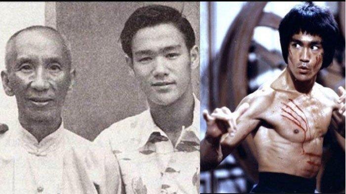 Kisah Pertemuan Ip Man dan Muridnya Bruce Lee, Begini Kematian Sang Master Whing Chun