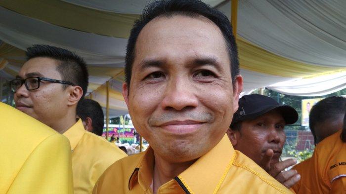 SAH, Irham Buana Nasution Resmi Jadi Wakil Ketua DPRD Sumut
