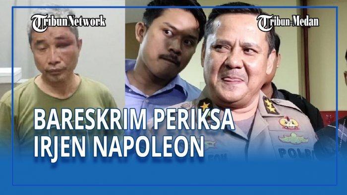 Singgung Ahok Hindari Penganiayaan di Penjara, Kuasa Hukum Napoleon Sebut 3 Hal Bikin Babak Belur