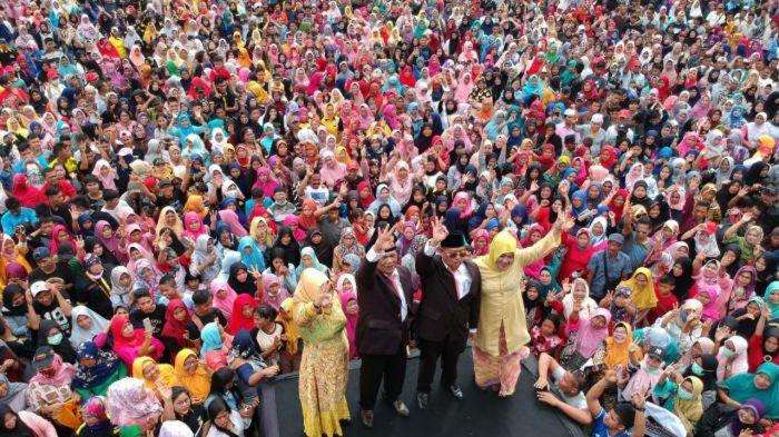 Besok Bupati Padangsidempuan Terpilih Dilantik Gubernur Sumut