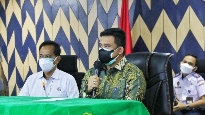 Bobby Nasution Teken Kerjasama Penyelenggaraan Kapal Terapung Sebagai Tempat Isoter Covid-19