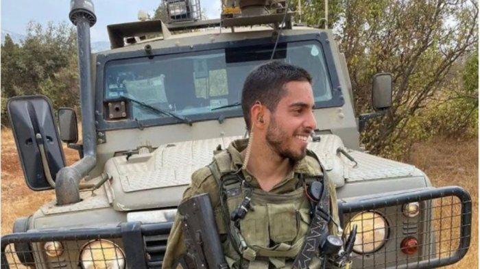 Tentara Israel Staf Sersan Omar Tabib yang tewas terkena serangan rudal antitank Korvet yang ditembakkan Hamas (jpost)
