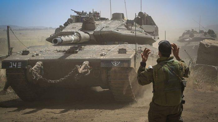 Israel Tak Punya Pilihan Lain Selain Gempur Iran