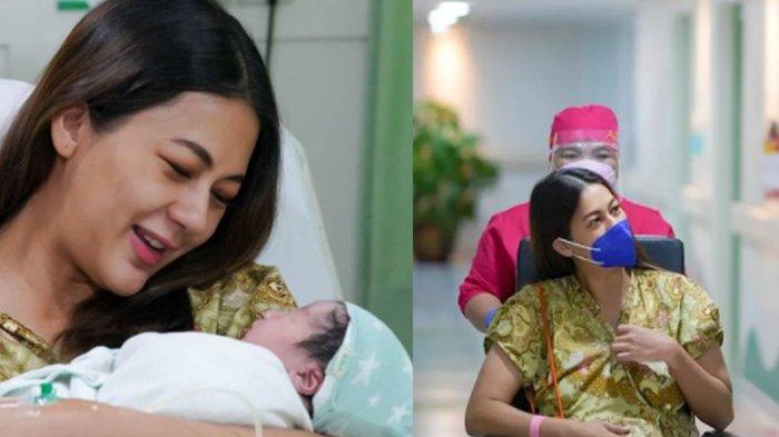 NAMA Anak Baim Wong Ternyata Terinspirasi dari Nagita Slavina, Istri Raffi Ahmad Sempat Beri Usulan