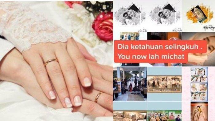 Tidak Tahu di Untung, Istri Bayar Rp 120 Juta untuk Pernikahan, selama 4 Tahun Suami Selingkuh