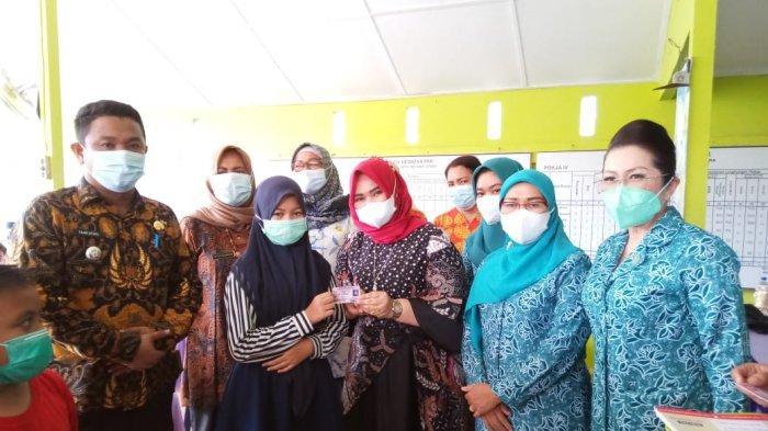Istri Bupati Langkat Tiorita Terbit Rencana melakukan kunjungan ke Desa Securai Utara, Kecamatan Babalan, Kabupaten Langkat. Acara ini dilakukan beri sosialisasi terhadap masyarakat.