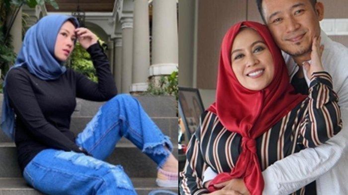 Shanty Denny istri Denny Cagur. (Instagram @shantydenny)