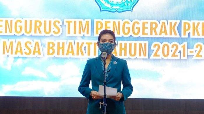 Istri Gibran Rakabuming dan mantu Presiden Jokowi Selvi Ananda