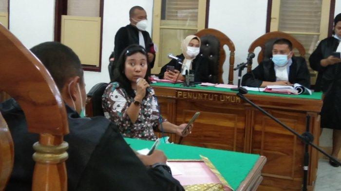 Kompol Rudi Silaen Kena Tipu Bawahan soal Pembelian Sapi, Istri Jadi Saksi di Persidangan
