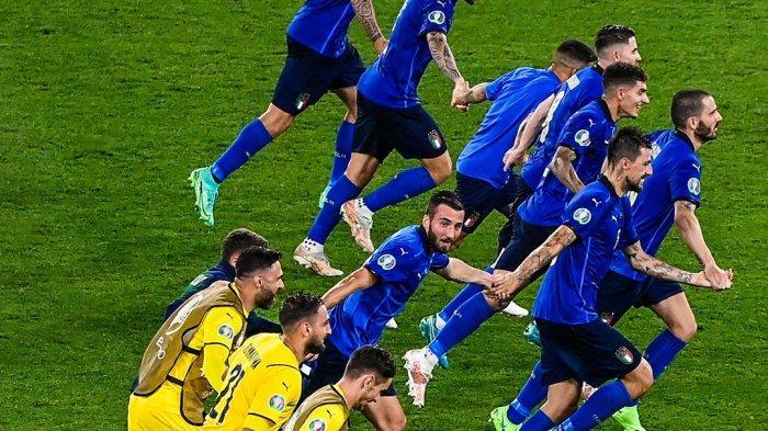 DAFTAR Negara Lolos 16 Besar EURO 2020, 11 Tim Sudah Aman, 4 Saling Duel, 2 Tunggu Lawan