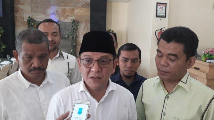 Sah! Ivan Iskandar Batubara Jadi Ketua Tim Kampanye Jokowi-Ma'ruf di Sumatera Utara, Ini Katanya
