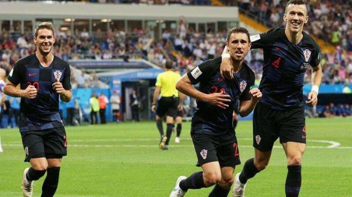 BABAK II: INGGRIS vs KROASIA, Ivan Peresic dkk Bangkit Samakan Kedudukan 1-1