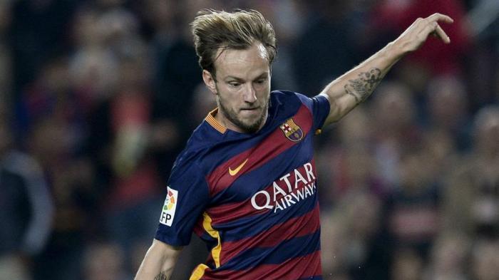 Gelandang Barcelona Ivan Rakitic Diburu Dua Klub Papan Atas Italia, Inter Milan dan Juventus