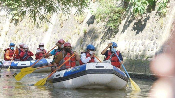 Bangun Sungai sebagai Wisata Heritage, Bobby Nasution Kolaborasikan Sejarah dan Konsep Kekinian