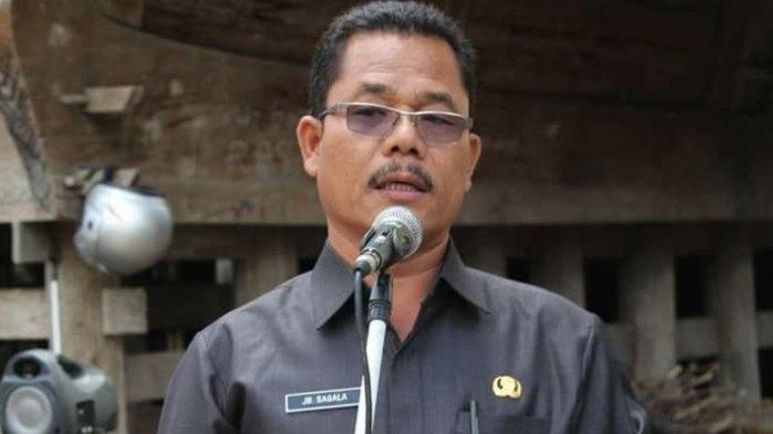 Jabiat Sagala Jadi Tersangka Korupsi Bansos Covid, Siapa yang Jadi Pimpinan di Samosir?