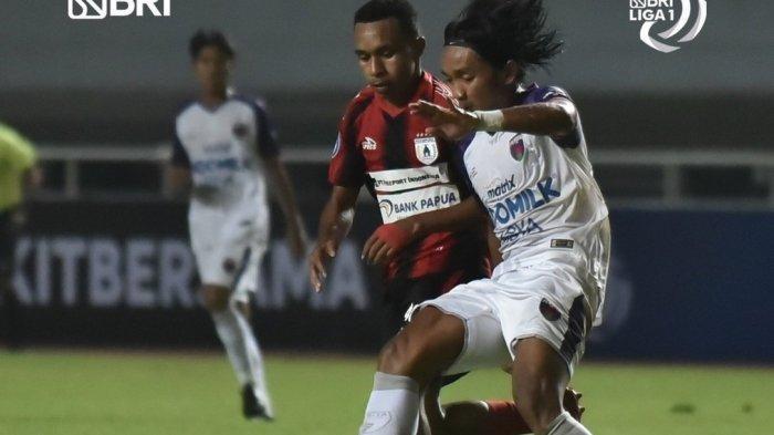 JADWAL Tayang Liga 1 Hari Ini, Persela Vs Persipura, Persik Kediri Vs Borneo, Tak Live Indosiar