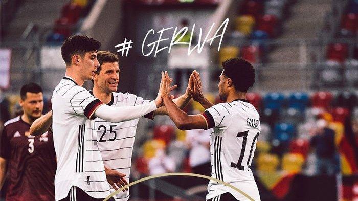 JADWAL EURO 2020: Timnas Jerman Hadapi Dua Luka Lama di Penyisihan Grup F