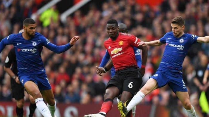 Jadwal & Link Live Streaming Manchester United vs Chelsea [Live Malam Ini], Prediksi Susunan Pemain