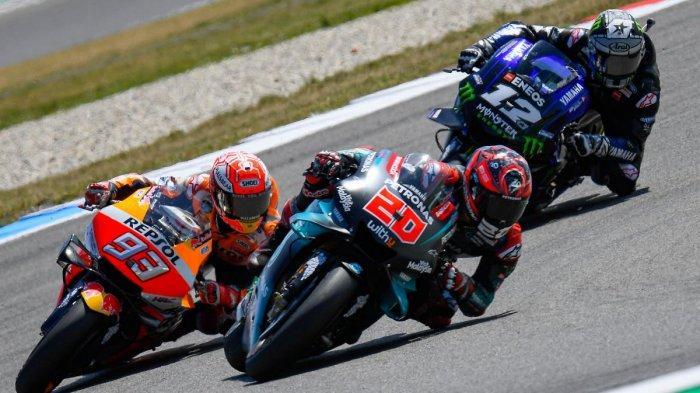 MotoGP - Jadwal Lengkap MotoGP Aragon, Hasil FP1 dan FP2, Jadwal Siaran Langsung MotoGP Pekan Ini