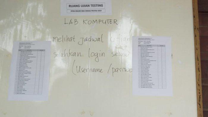 Ruslan Berharap Ujian Lanjutan PPDB Online Tidak Lagi Terganggu Masalah Server