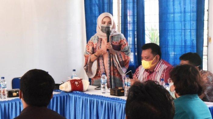 DEMI Menekan Covid-19 di 2 Kecamatan Ini, Sekda Deliserdang Gelar Pertemuan dengan Para Kepala Desa