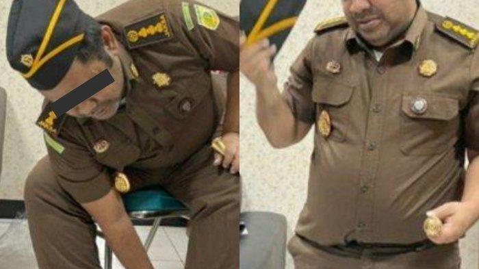 Jaksa Gadungan Ditangkap, Tipu Warga Rp 720 Juta, Tak Bayar Biaya Hotel Selama Dua Bulan Rp 42 Juta