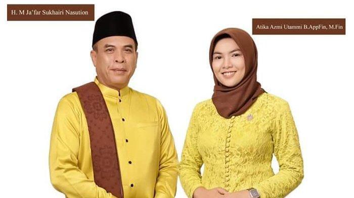 Jakfar Sukhairi Nasution - Atika Azmi Utammi Nasution